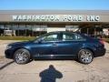 2008 Dark Blue Ink Metallic Lincoln MKZ AWD Sedan  photo #1