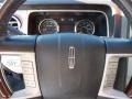 2008 Dark Blue Ink Metallic Lincoln MKZ AWD Sedan  photo #19