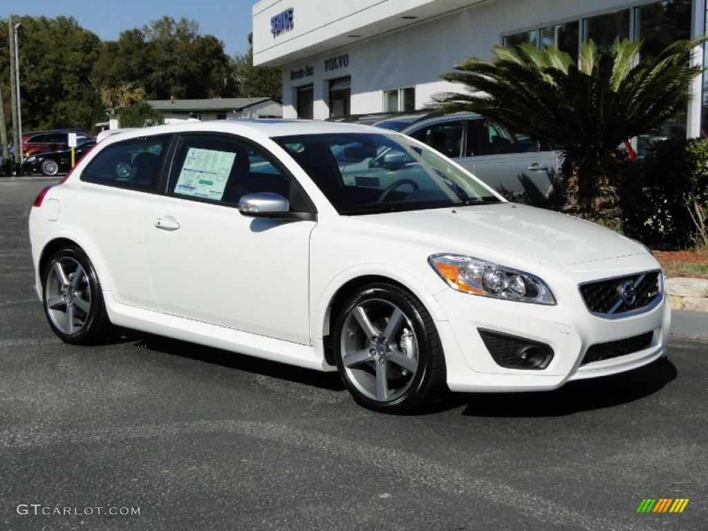 2011 volvo c30 t5 r design exterior photos. Black Bedroom Furniture Sets. Home Design Ideas