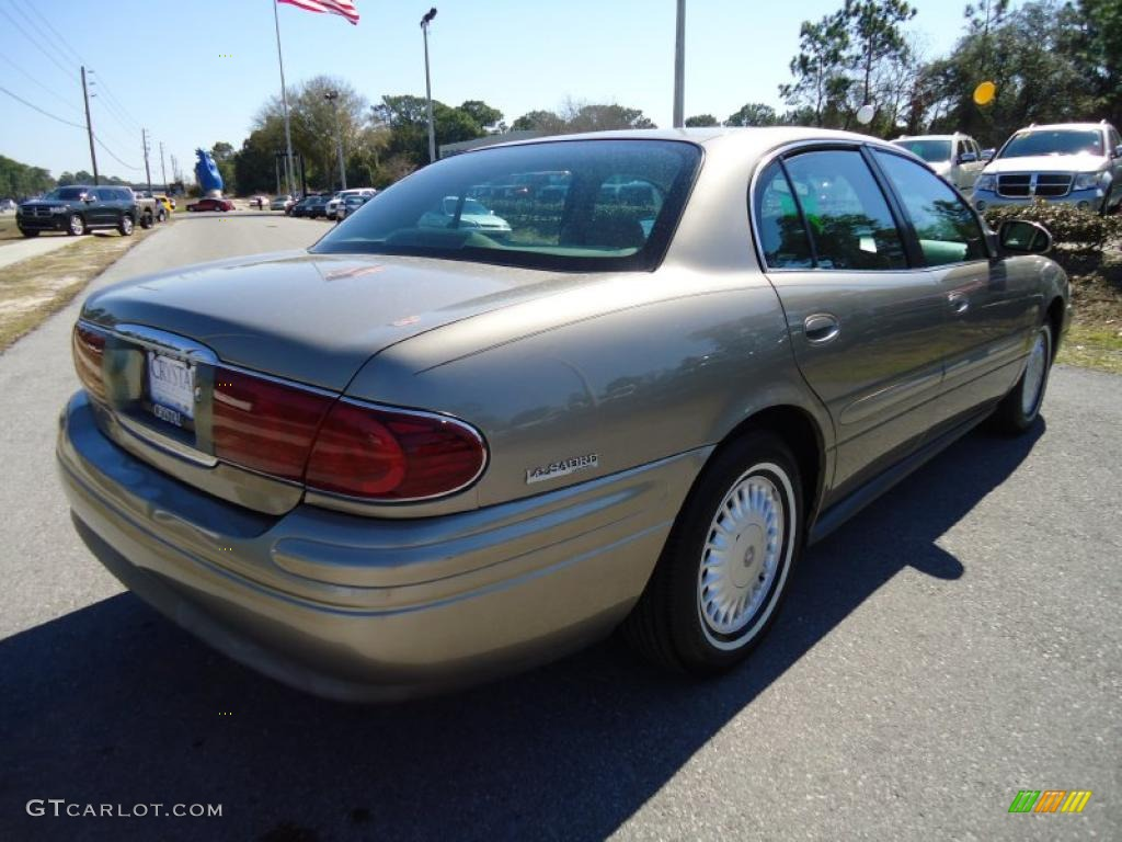 Light Bronzemist Metallic 2000 Buick Lesabre Limited