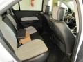 Jet Black/Light Titanium Interior Photo for 2010 Chevrolet Equinox #45402366