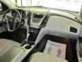 Jet Black/Light Titanium Dashboard Photo for 2010 Chevrolet Equinox #45402370