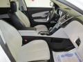 Jet Black/Light Titanium Interior Photo for 2010 Chevrolet Equinox #45402435