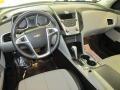 Jet Black/Light Titanium Prime Interior Photo for 2010 Chevrolet Equinox #45402451