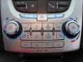 Jet Black/Light Titanium Controls Photo for 2010 Chevrolet Equinox #45402887