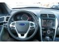 Medium Light Stone Dashboard Photo for 2011 Ford Explorer #45415085