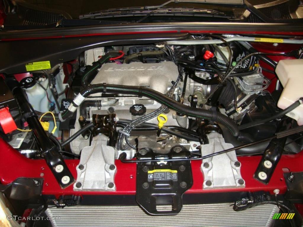 2004 Chevrolet Venture LT 3.4 Liter OHV 12-Valve V6 Engine ...