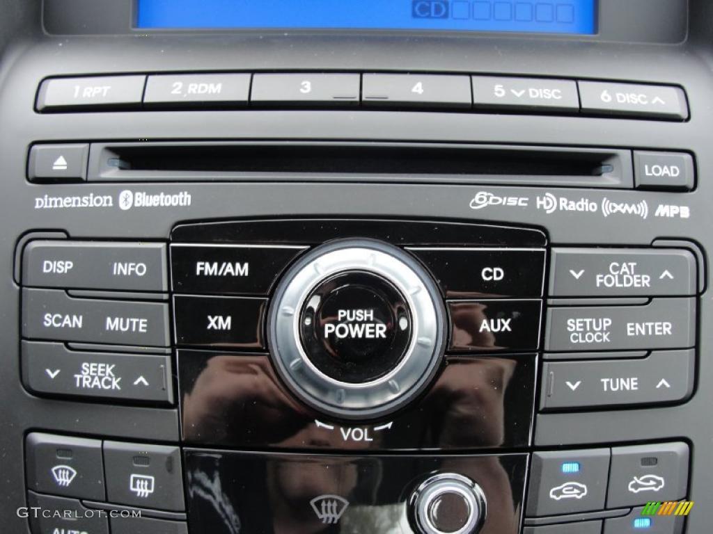 2011 Hyundai Sonata Limited 2 0t Controls Photo 45425975 Gtcarlot Com