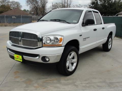 2006 Dodge Ram 1500 SLT Lone Star Edition Quad Cab Data Info and