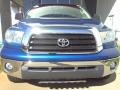2008 Blue Streak Metallic Toyota Tundra SR5 Double Cab  photo #2