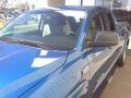 2008 Blue Streak Metallic Toyota Tundra SR5 Double Cab  photo #21