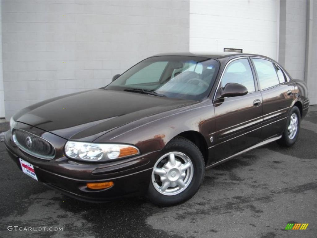 2001 dark chestnut buick lesabre custom 45393966 car color galleries. Black Bedroom Furniture Sets. Home Design Ideas