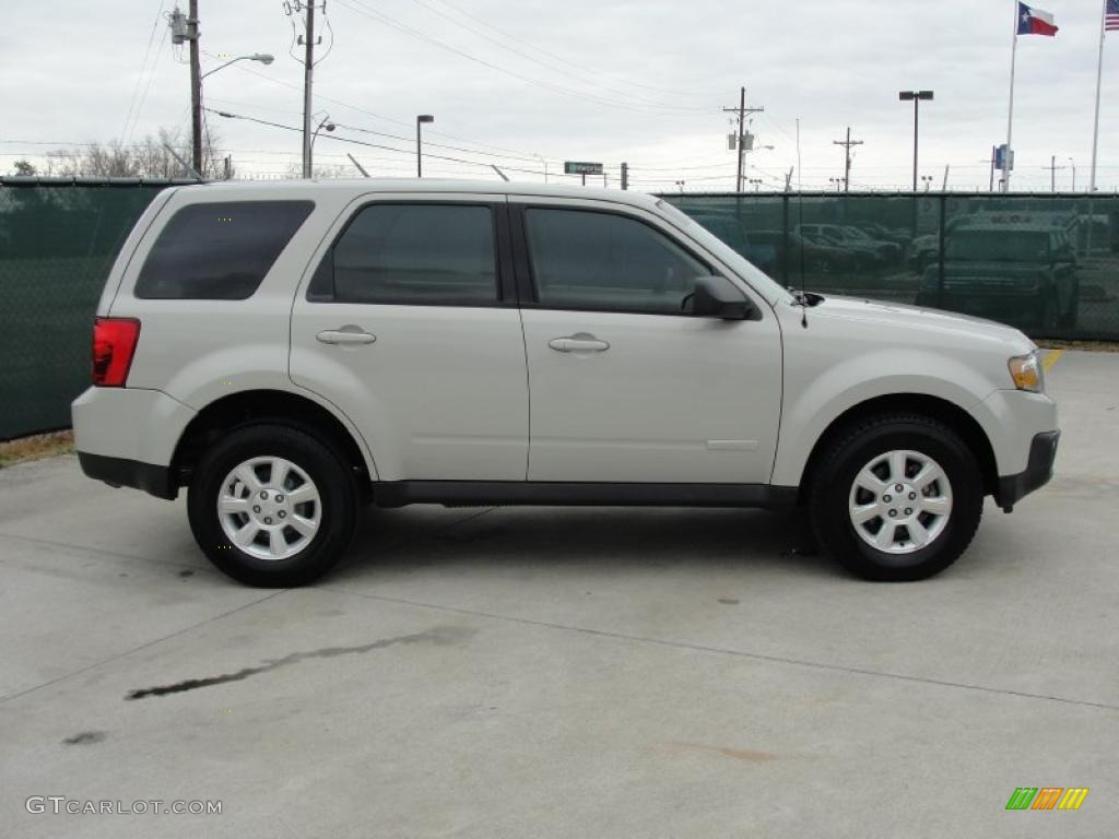 Classic White 2008 Mazda Tribute I Sport Exterior Photo 45432706 Gtcarlot Com