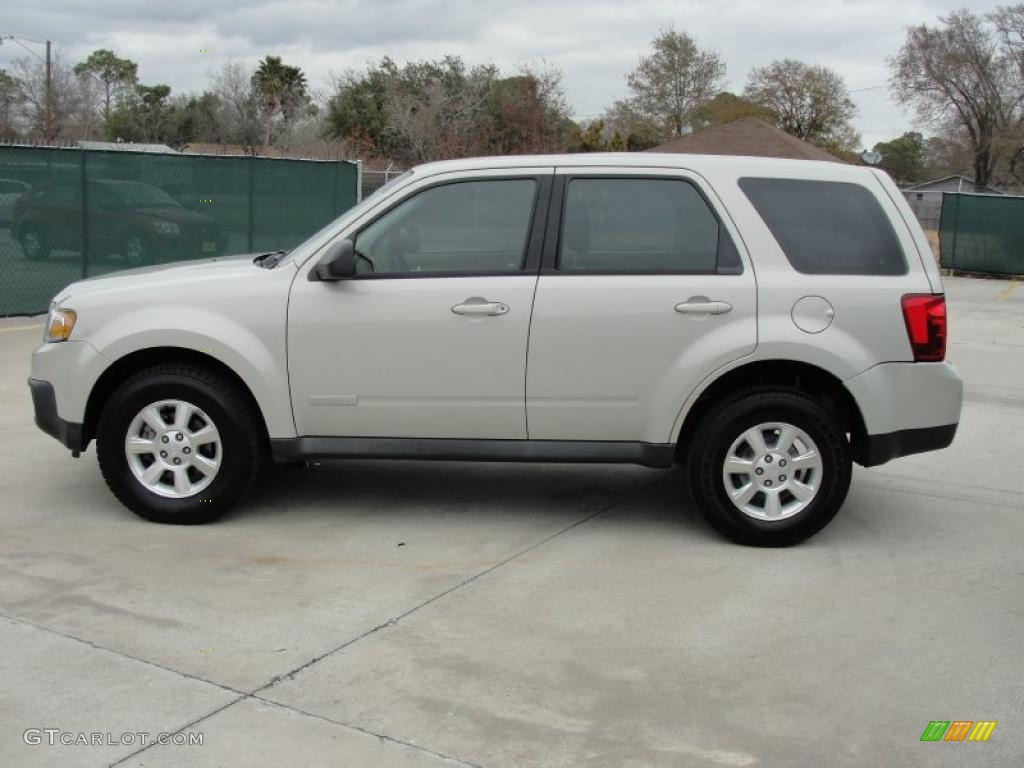 Classic White 2008 Mazda Tribute I Sport Exterior Photo 45432754 Gtcarlot Com