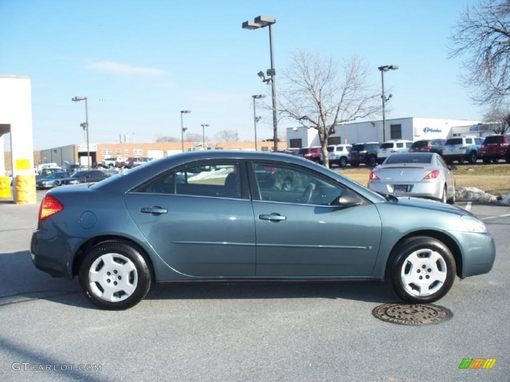 Stealth Gray Metallic 2006 Pontiac G6 Sedan Exterior Photo 45436467 Gtcarlot Com