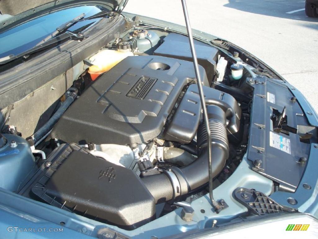2006 Pontiac G6 Sedan 2 4 Liter Dohc 16 Valve 4 Cylinder