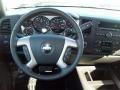 2011 Imperial Blue Metallic Chevrolet Silverado 1500 LT Crew Cab 4x4  photo #22
