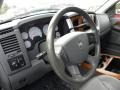2006 Patriot Blue Pearl Dodge Ram 1500 Laramie Quad Cab  photo #3