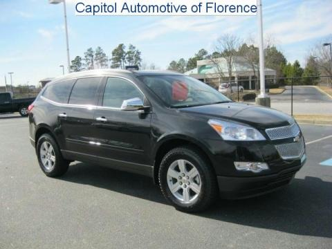 Chevrolet Traverse Black. 2011 Chevrolet Traverse Black