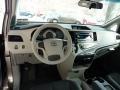 Dark Charcoal Dashboard Photo for 2011 Toyota Sienna #45439452
