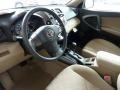 Sand Beige Prime Interior Photo for 2011 Toyota RAV4 #45440437