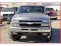 2006 Graystone Metallic Chevrolet Silverado 1500 Z71 Crew Cab 4x4  photo #11