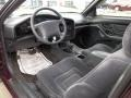 1995 Achieva Dark Gray Interior