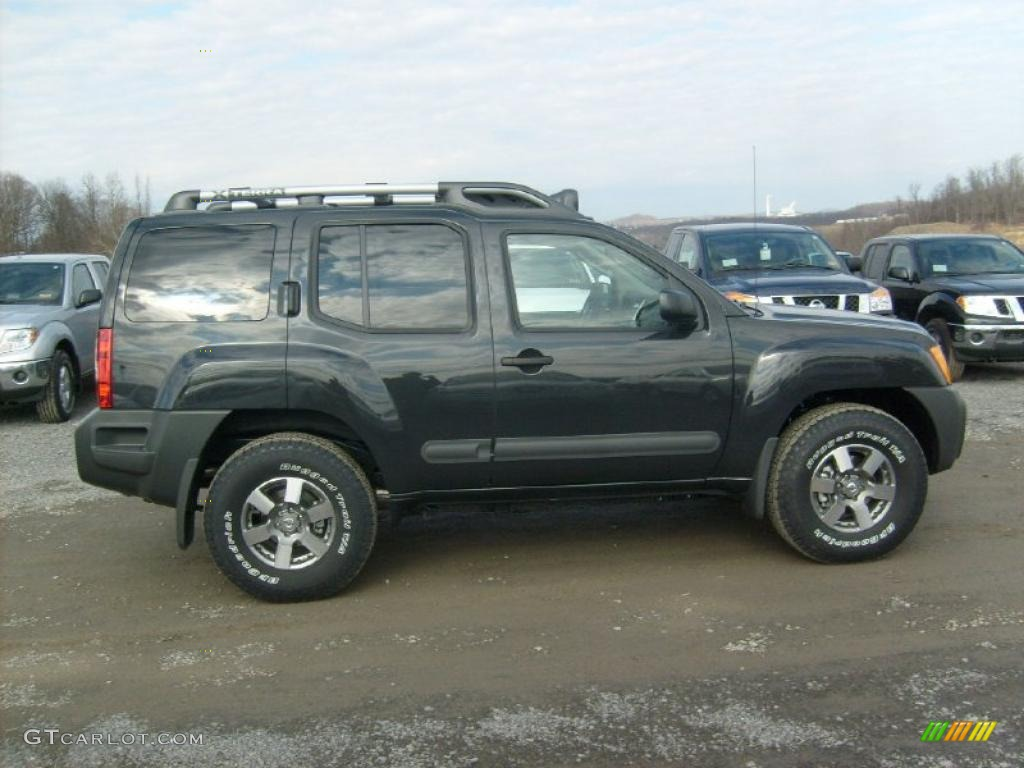 night armor 2011 nissan xterra pro 4x 4x4 exterior photo 45456028. Black Bedroom Furniture Sets. Home Design Ideas