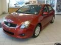 Lava Red 2011 Nissan Sentra Gallery