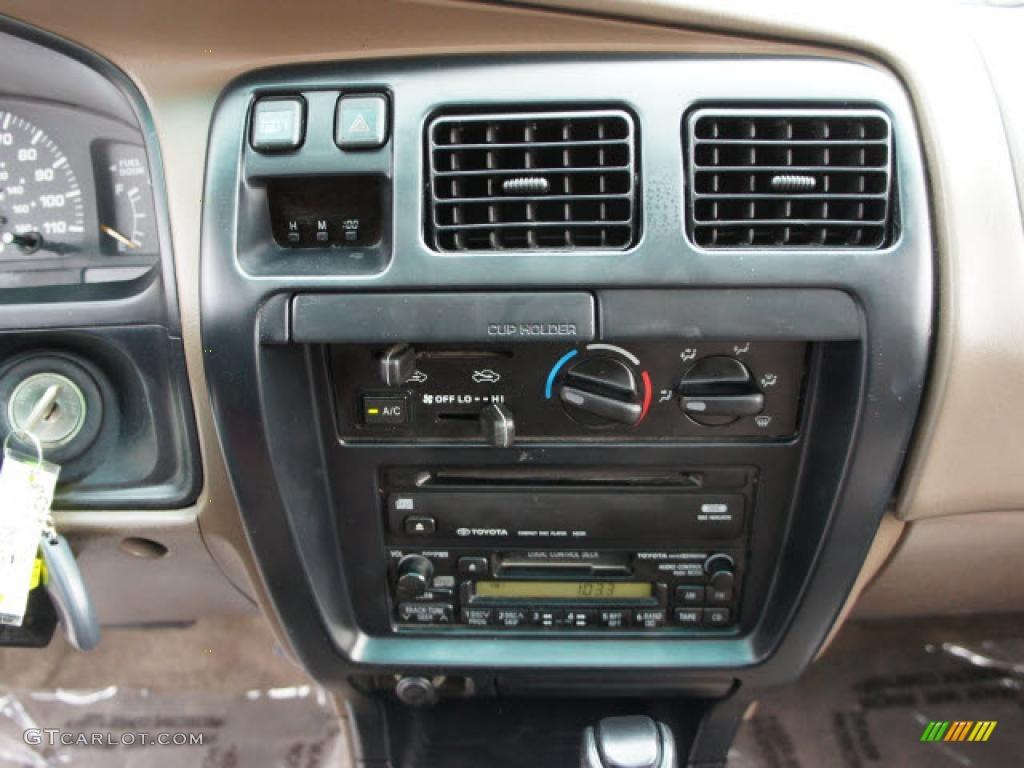 1998 Toyota 4runner Sr5 4x4 Controls Photo 45462362