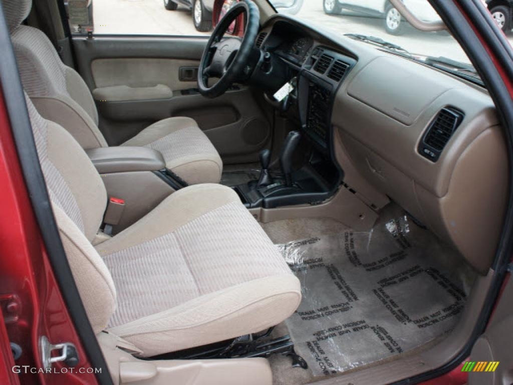 1998 Toyota 4runner Sr5 4x4 Interior Photo 45462394