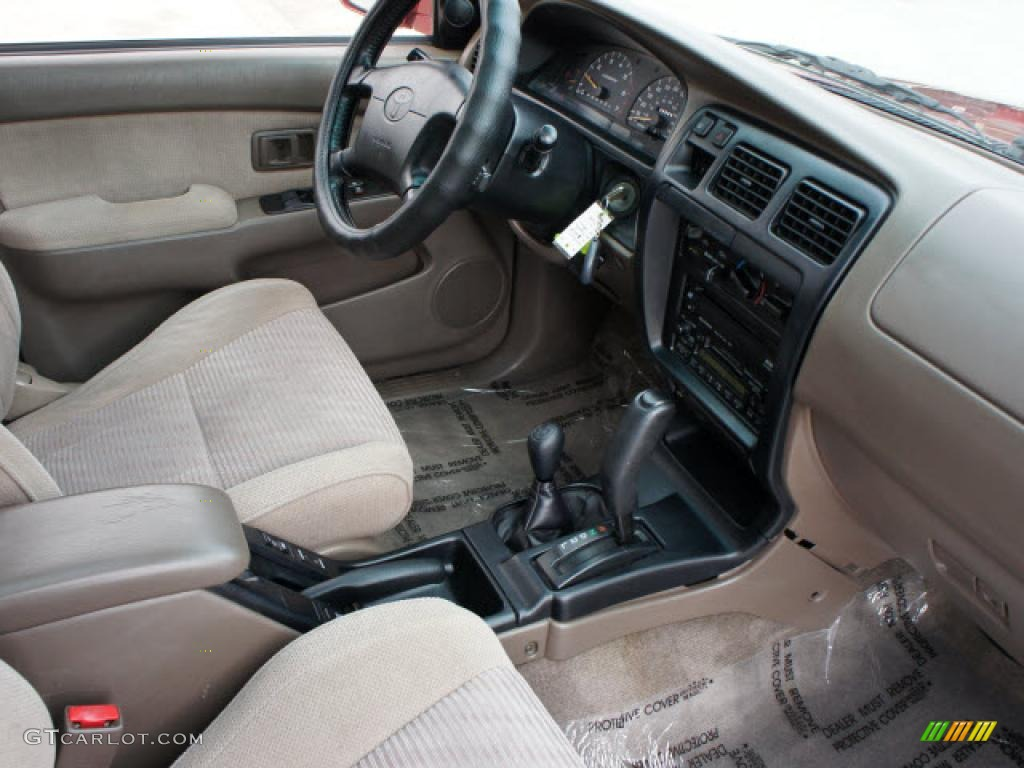 oak interior 1998 toyota 4runner sr5 4x4 photo 45462769. Black Bedroom Furniture Sets. Home Design Ideas
