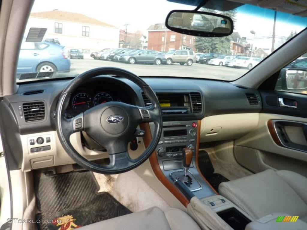 2005 Subaru Outback 2 5xt Limited Wagon Interior Photo 45463914