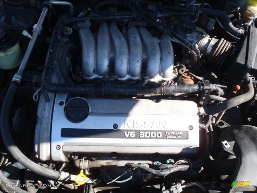 1999 Nissan Maxima Gle 3 0 Liter Dohc 24 Valve V6 Engine