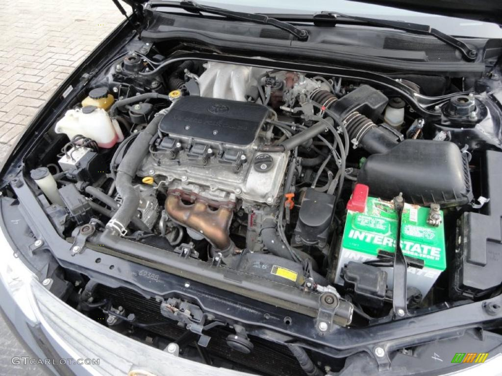 45469073 2002 toyota solara sle v6 convertible 3 0 liter dohc 24 valve v6 toyota v6 engine diagram at fashall.co