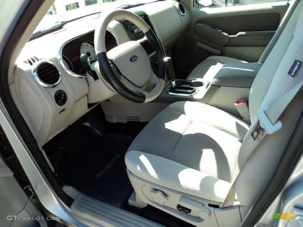 Light stone interior 2007 ford explorer sport trac xlt - Ford explorer sport trac interior ...