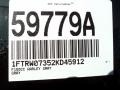 Dark Shadow Grey Metallic - F150 Harley-Davidson SuperCrew Photo No. 30
