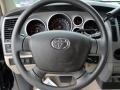 Sand Beige Steering Wheel Photo for 2010 Toyota Tundra #45482619