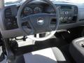 Dark Titanium Dashboard Photo for 2008 Chevrolet Silverado 1500 #45489127
