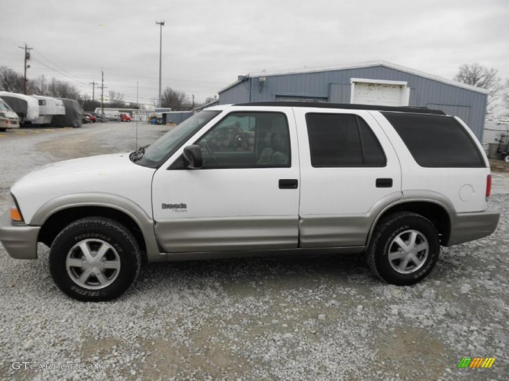 arctic white 2000 oldsmobile bravada awd exterior photo 45490180 gtcarlot com gtcarlot com