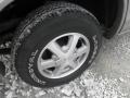2000 Bravada AWD Wheel