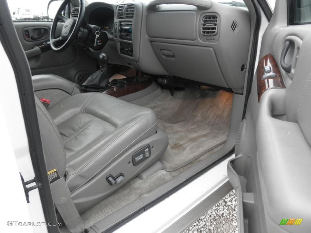 pewter interior 2000 oldsmobile bravada awd photo 45490292 gtcarlot com gtcarlot com