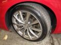 2008 Infiniti G 37 S Sport Coupe Wheel and Tire Photo