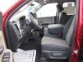 2011 Deep Cherry Red Crystal Pearl Dodge Ram 1500 SLT Quad Cab  photo #6