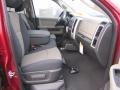 2011 Deep Cherry Red Crystal Pearl Dodge Ram 1500 SLT Quad Cab  photo #9