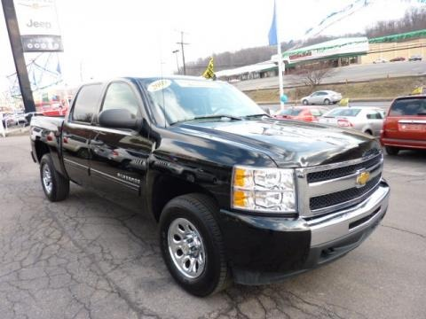 2009 chevrolet silverado 1500 ls crew cab 4x4 data info. Black Bedroom Furniture Sets. Home Design Ideas