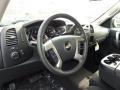 2011 Black Chevrolet Silverado 1500 LT Extended Cab 4x4  photo #13