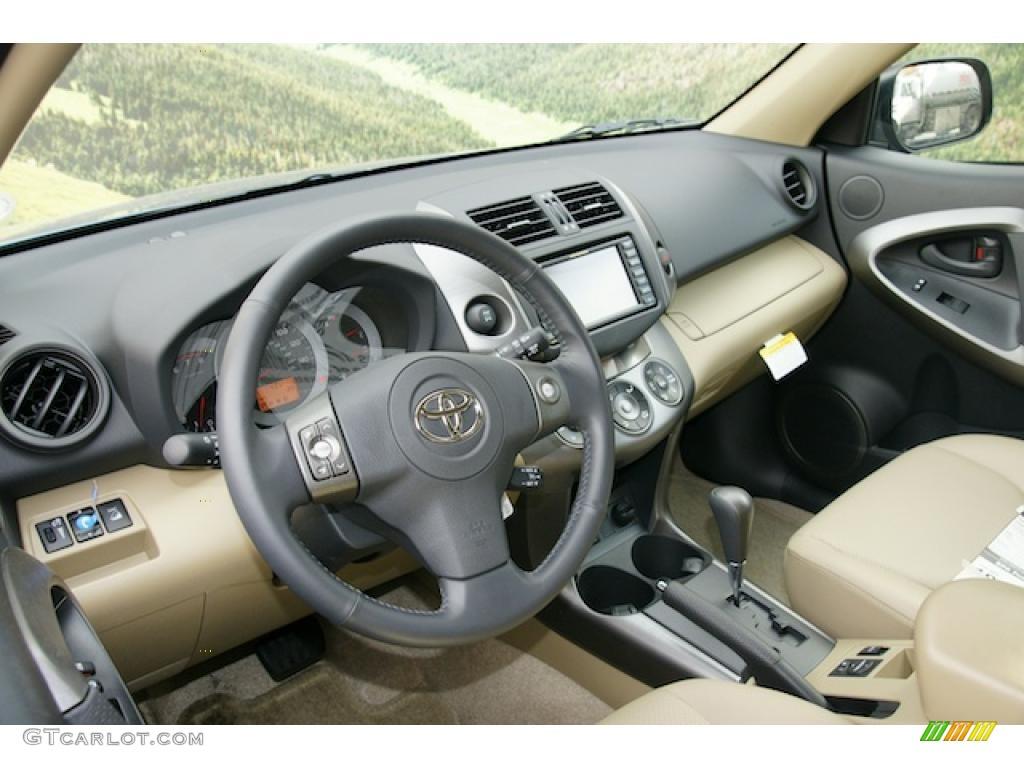 2011 toyota rav4 v6 limited 4wd interior photo 45509863 for 2011 toyota rav4 interior