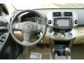 Sand Beige Dashboard Photo for 2011 Toyota RAV4 #45509911