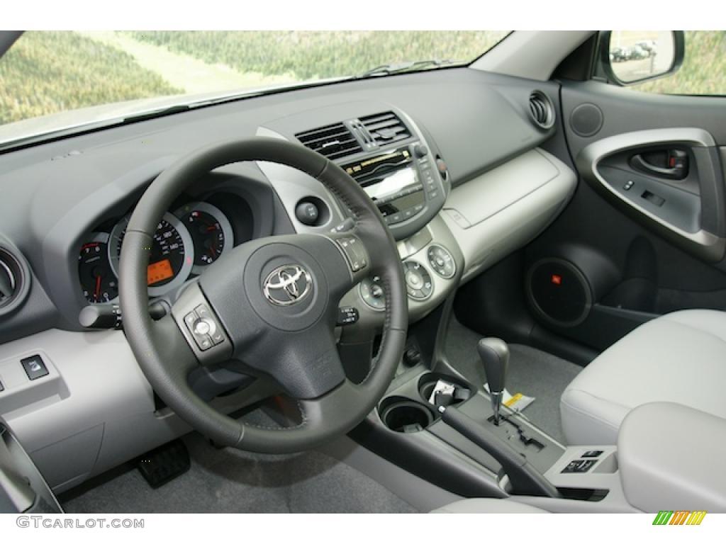 2011 toyota rav4 v6 limited 4wd interior photo 45512207 for 2011 toyota rav4 interior